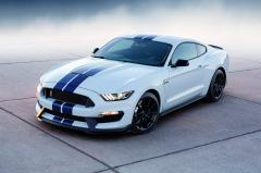 2016 Ford Shelby GT350 Photo 1
