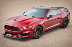 2017 Ford Shelby GT350 exterior