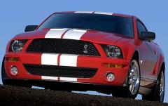 2008 Ford Shelby GT500 exterior