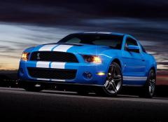 2010 Ford Shelby GT500 Photo 1