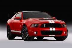 2011 Ford Shelby GT500 Photo 1
