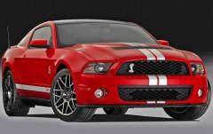 2012 Ford Shelby GT500 exterior