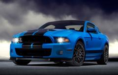 2013 Ford Shelby GT500 Photo 1
