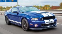 2014 Ford Shelby GT500 Photo 1