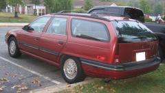 1991 Ford Taurus Photo 3