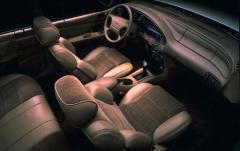 1992 Ford Taurus interior