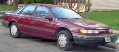 1992 Ford Taurus Photo 2