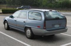 1992 Ford Taurus Photo 3