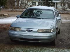 1992 Ford Taurus Photo 4