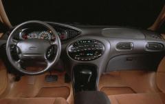 1996 Ford Taurus interior