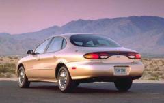 1996 Ford Taurus exterior