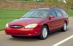 2001 Ford Taurus exterior