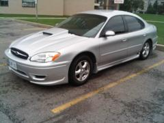 2002 Ford Taurus Photo 7