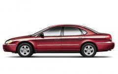 2005 Ford Taurus exterior