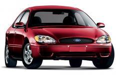 2007 Ford Taurus exterior