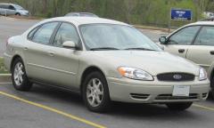 2007 Ford Taurus Photo 4