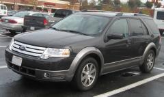 2008 Ford Taurus Photo 1
