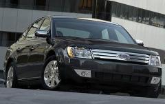 2009 Ford Taurus exterior