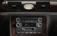2009 Ford Taurus interior