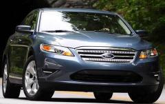 2012 Ford Taurus exterior