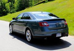 2012 Ford Taurus Photo 7