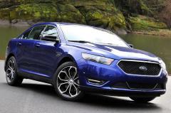 2016 Ford Taurus exterior