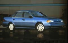 1990 Ford Tempo exterior