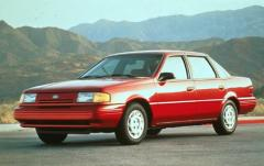 1994 Ford Tempo exterior