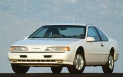 1991 Ford Thunderbird exterior