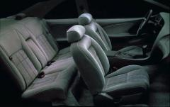 1995 Ford Thunderbird interior