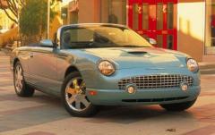 2004 Ford Thunderbird exterior
