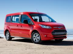 2016 Ford Transit Connect Photo 1