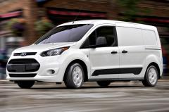 2017 Ford Transit Connect exterior