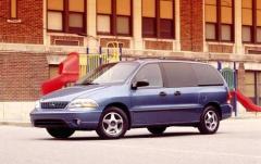 2003 Ford Windstar exterior