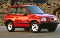 1991 Geo Tracker Photo 1