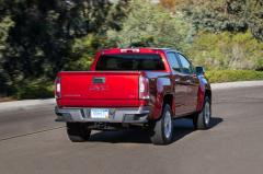2017 GMC Canyon exterior