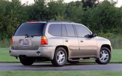 2002 GMC Envoy exterior