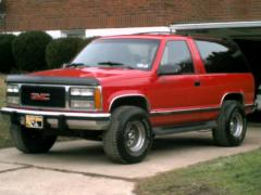 1992 GMC Jimmy Photo 1