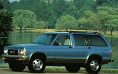 1993 GMC Jimmy exterior