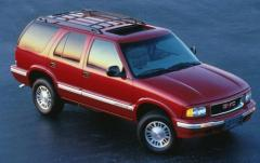1995 GMC Jimmy Photo 1
