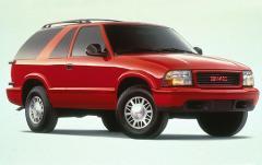 1998 GMC Jimmy exterior