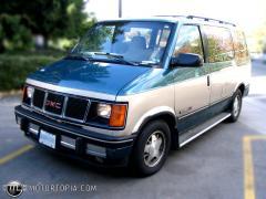 1995 GMC Safari Photo 6