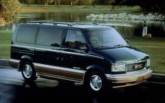 2001 GMC Safari exterior