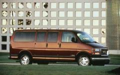 1999 GMC Savana exterior