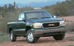 1999 GMC Sierra 1500 exterior