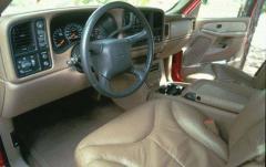 1999 GMC Sierra 1500 interior