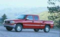 2000 GMC Sierra 1500 exterior