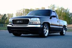 2001 GMC Sierra 1500 Photo 2
