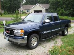 2001 GMC Sierra 1500 Photo 3