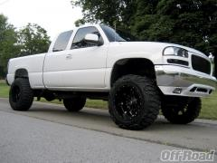 2001 GMC Sierra 1500 Photo 4